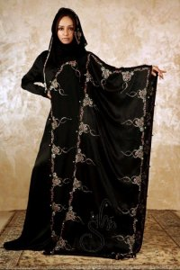 Arabian-Abayas-Styles