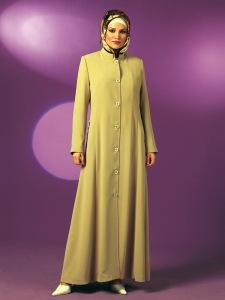 Jilbab styles common in Jordan
