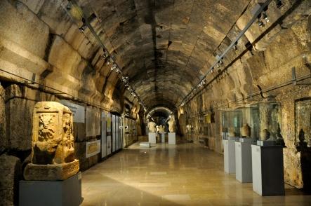 Subterranean Museum of Ba'albek