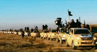 ISIS columns similar to those that took Ramadi and Palmyra