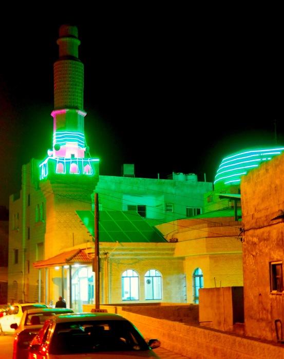 Holy Aura - Jebel Amman