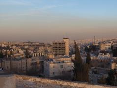 Amman's goodbye to 2016