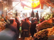 People come and go, veges stay - Amman