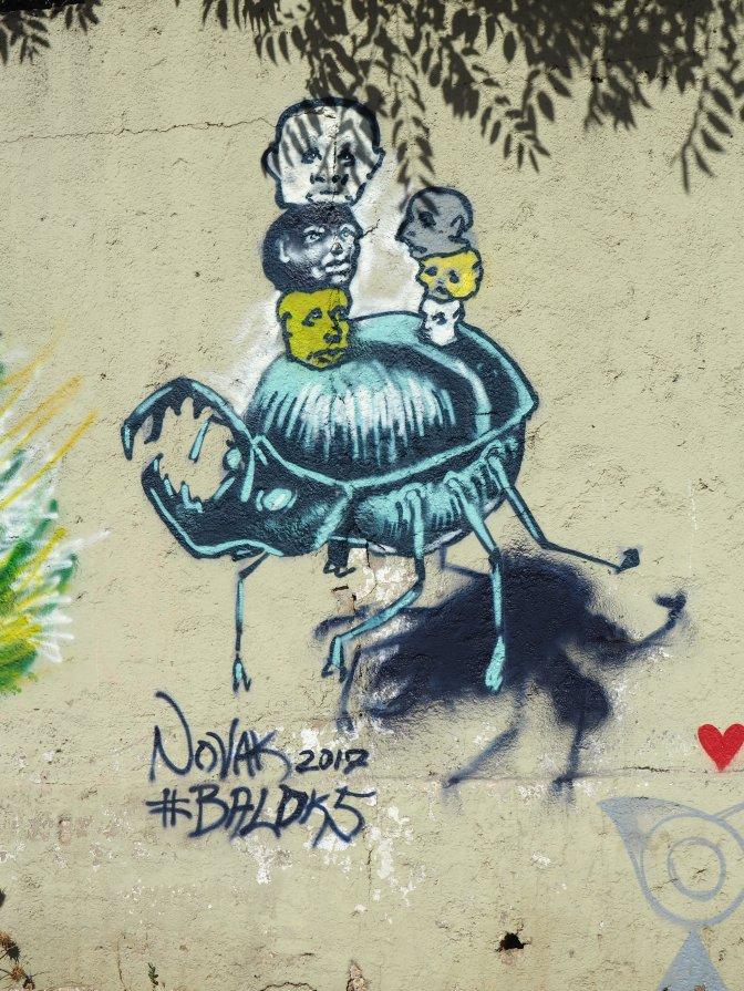 Street Art Sweifieh