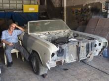 Khalid's oldsmobile
