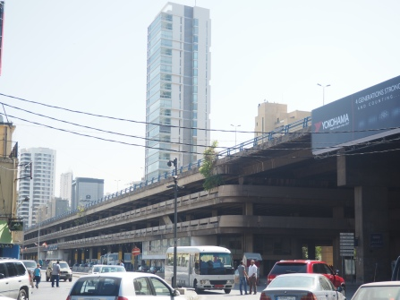 C.H bus station
