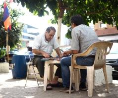 Backgammon Burj Hammoud